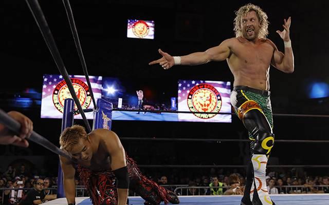 Kenny Omega hat NJPW verlassen und ist auf dem Weg zu AEW