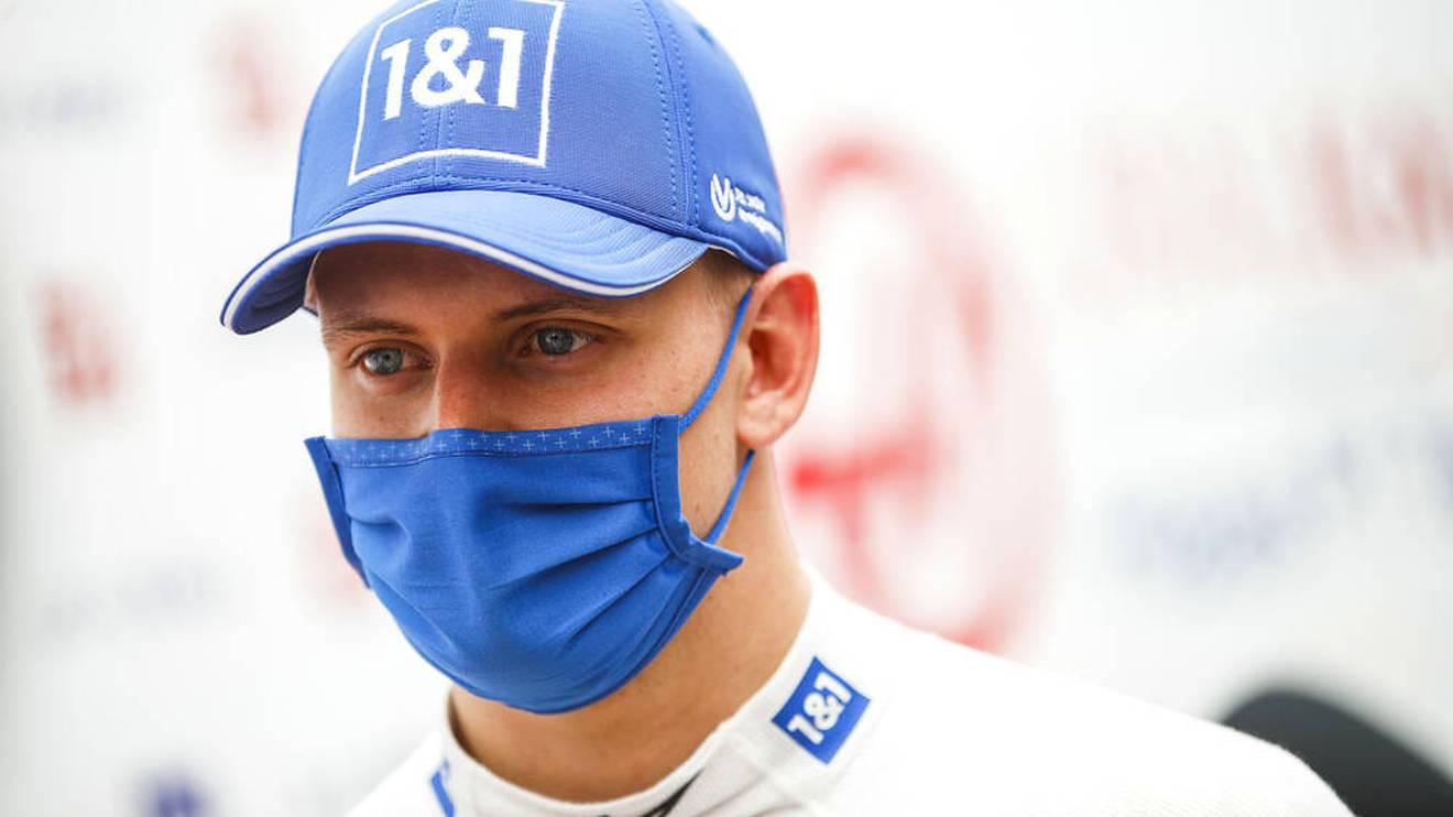 Haas-Pilot Mick Schumacher überzeugte beim Qualifying in Barcelona