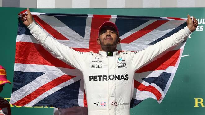 Lewis Hamilton wird wohl nichts mehr von seinem vierten WM-Titel in der Formel 1 aufhalten können