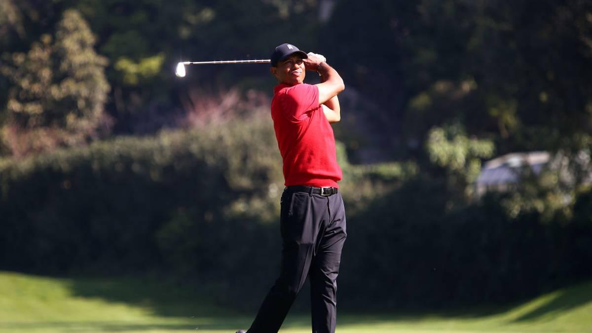 Tiger Woods ist wieder fit
