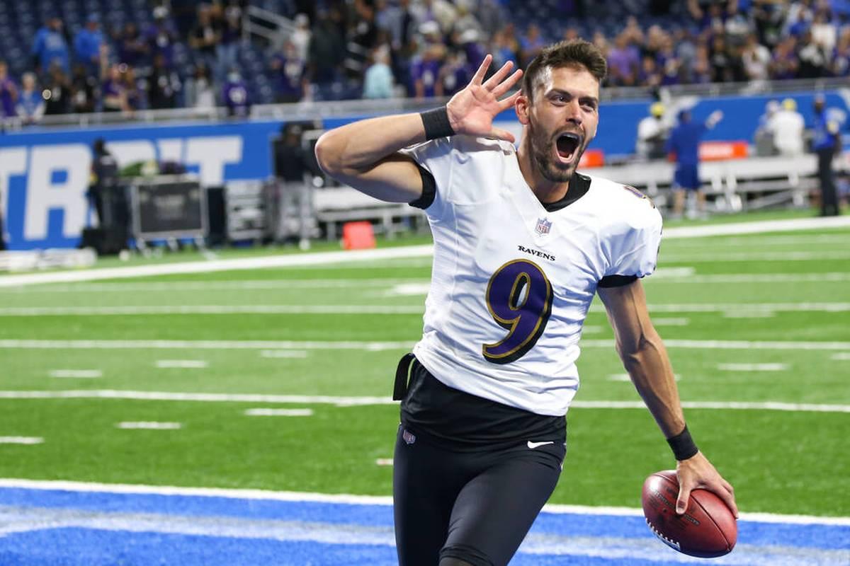 Kicker Justin Tucker führt die Baltimore Ravens in einem dramatischen Match zum Sieg und sorgt für einen NFL-Rekord.