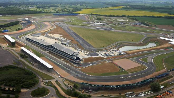 Opening Of The Silverstone Wing