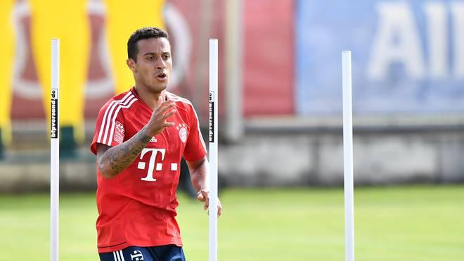 Thiago Alcantara wird dem FC Bayern längere Zeit fehlen