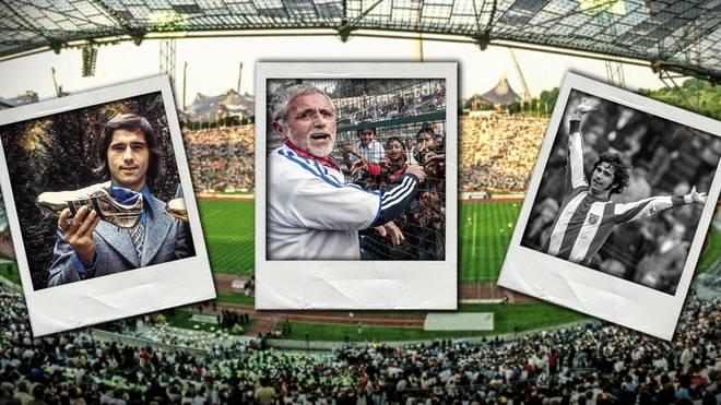 Gerd Müller Collage