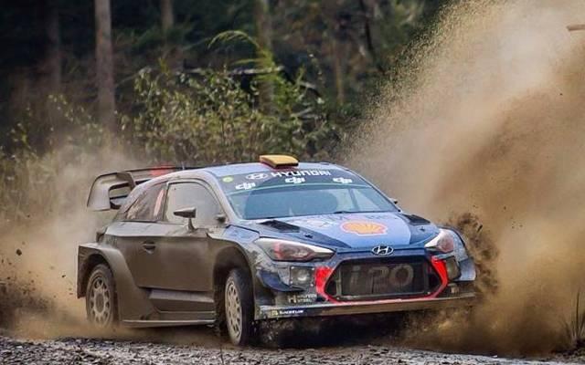 Hyundai muss 2018 in der WRC mindestens zwei Fahrer rotieren lassen