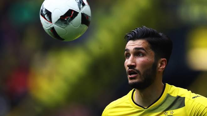 Nuri Sahin absolvierte 274 Spiele für den BVB - mit Werder kehrt er am Samstag nach Dortmund zurück