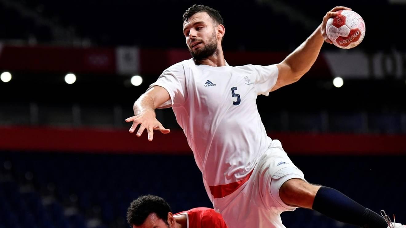 Rekordweltmeister Frankreich schlägt Ägypten