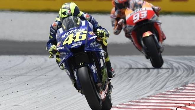 Nicht nur ServusTV, auch Streaming-Anbieter DAZN überträgt die MotoGP