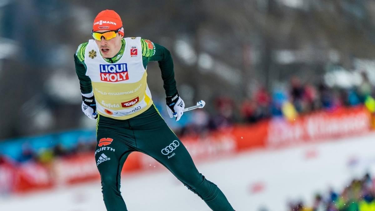 Eric Frenzel verpasst Weltcup-Sieg im Foto-Finish