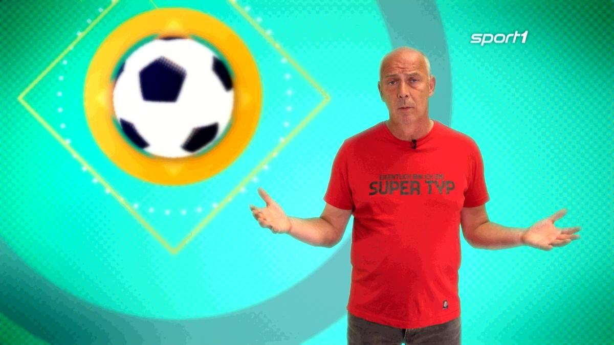 Hast du beim Fußball den richtigen Riecher? Dann beweise es SPORT1 Experte Mario Basler im neuen, kostenlosen SPORT1 Tippspiel und gewinne attraktive Preise.