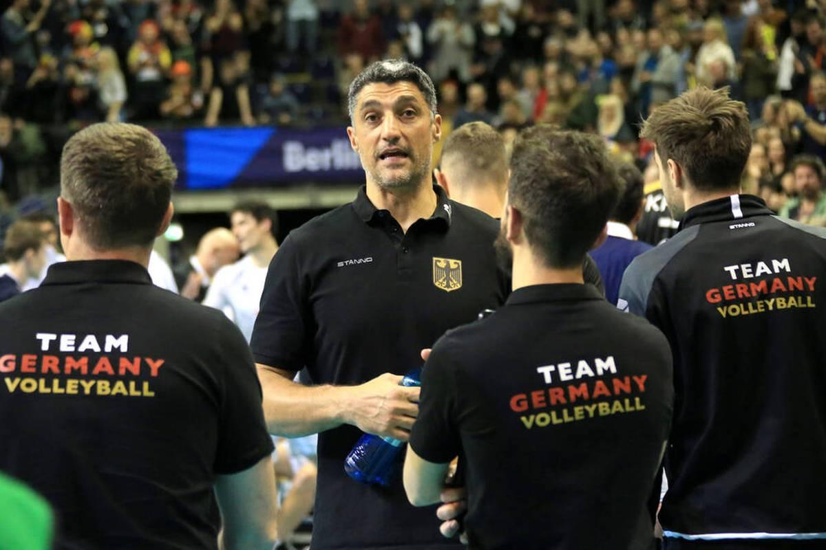 Für Moritz Karlitzek ist das frühe Ausscheiden bei der Volleyball-EM noch immer bitter. Der deutsche Außenangreifer kann aber auch ein positives Fazit ziehen.