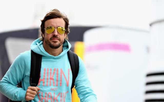 Fernando Alonso scheint vor einem Comeback in der Formel 1 zu stehen