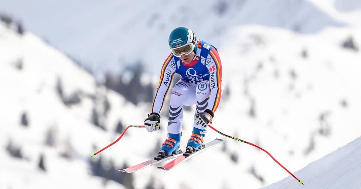 Ski alpin: Manuel Schmid und Michaela Wenig müssen Saison beenden
