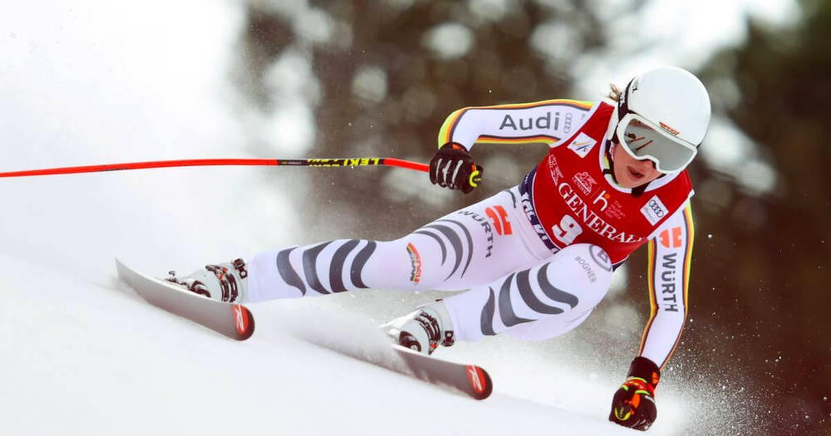 Ski Alpin: Kira Weidle in Val di Fassa bei Sieg von Gut-Behrami auf Podest - SPORT1