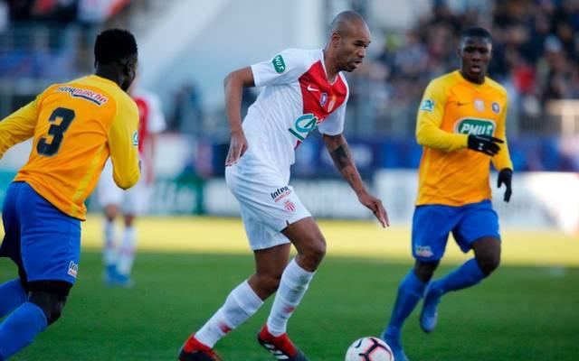 Naldo (m.) spielte insgesamt nur siebenmal für die AS Monaco