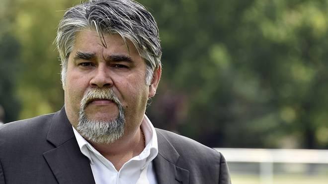 Klubpräsident Jérôme Ducros kämpfte seit 2014 für Gerechtigkeit für Luzenac AP
