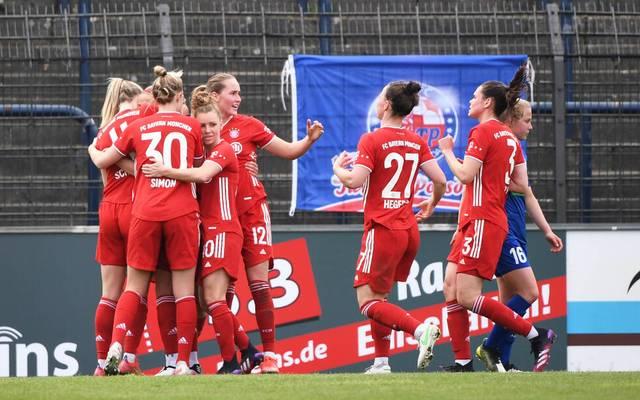 Der FC Bayern hofft, gegen Chelsea ebenfalls jubeln zu können