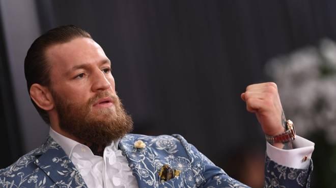 Conor McGregor spendet eine Million Euro im Kampf gegen das Coronavirus