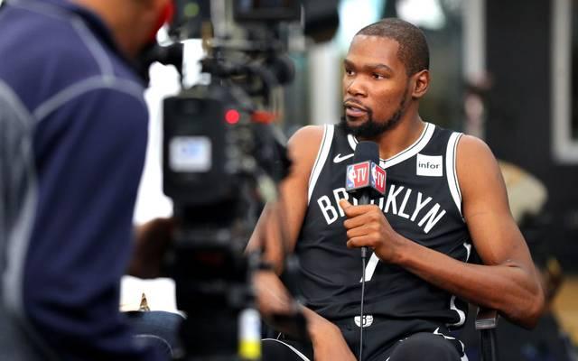 Kevin Durant scheiterte beim NBA2K-Turnier früh