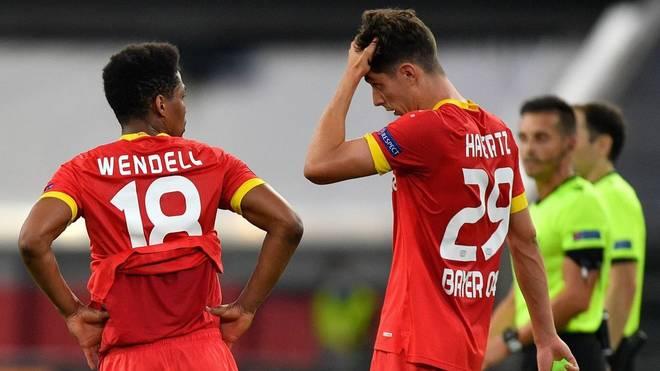 Bayer Leverkusen scheitert im Viertelfinale der Europa League