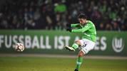 Christian Träsch vom VfL Wolfsburg