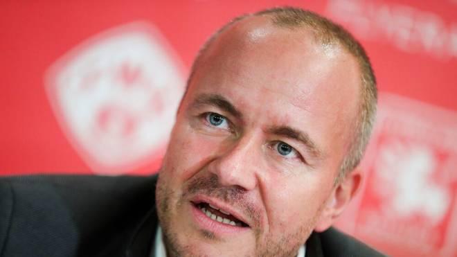 Flyeralarm-Boss Thorsten Fischer beendet sein Engagement beim DFB