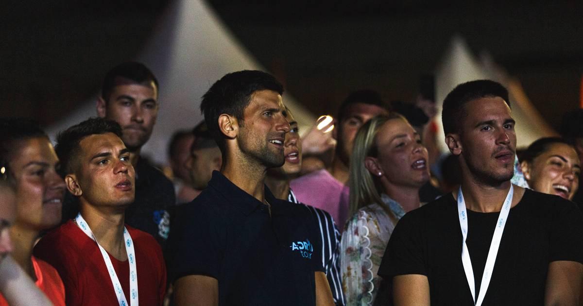 Novak Djokovic: Wirbel nach Pyramiden-Besuch mit Wunderheiler