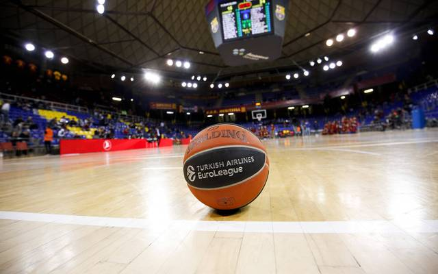 Die Saison in der EuroLeague wird nicht fortgesetzt