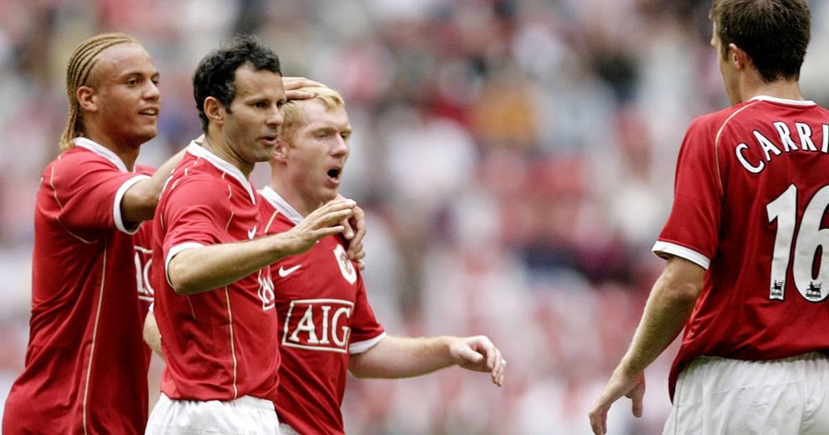 Ryan Giggs: Wales' Nationaltrainer lässt Cristiano Ronaldo aus seiner Top-Elf