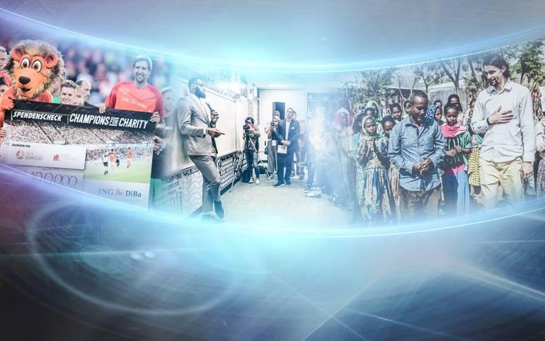 LeBron James eröffnet in seiner Heimatstadt Akron eine Schule, um benachteiligten Kindern eine Perspektive zu bieten. Der NBA-Superstar ist aber bei weitem nicht der einzige Sport-Star, der sich sozial engagiert. SPORT1 zeigt, wer sonst noch ein großes Herz beweist