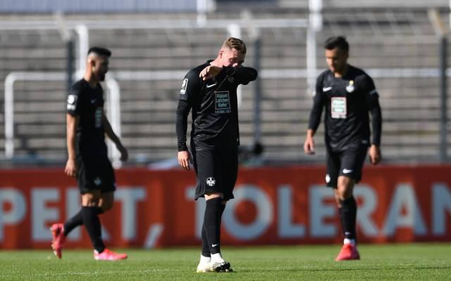 Der 1. FC Kaiserslautern wartet noch auf den ersten Punktgewinn