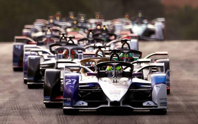 Das Formel-E-Rennen in China wurde abgesagt