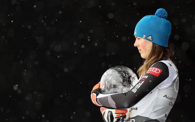 Die Wege von Petra Vlhova und ihrem Trainer könnten sich demnächst trennen