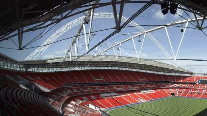 Das neue Wembley-Stadion wurde 2007 eröffnet