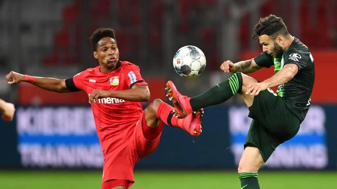 Wendell bleibt Bayer Leverkusen bis 2022 treu