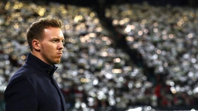 RB Leipzig Trainer Julian Nagelsmann trotz CL-Gruppensieg mit Spiel nicht zufrieden.