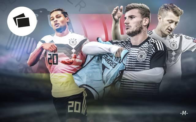 Die Gewinner und Verlierer der DFB-Elf