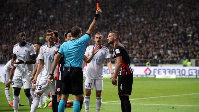 UEFA sperrt Rebic für fünf Partien