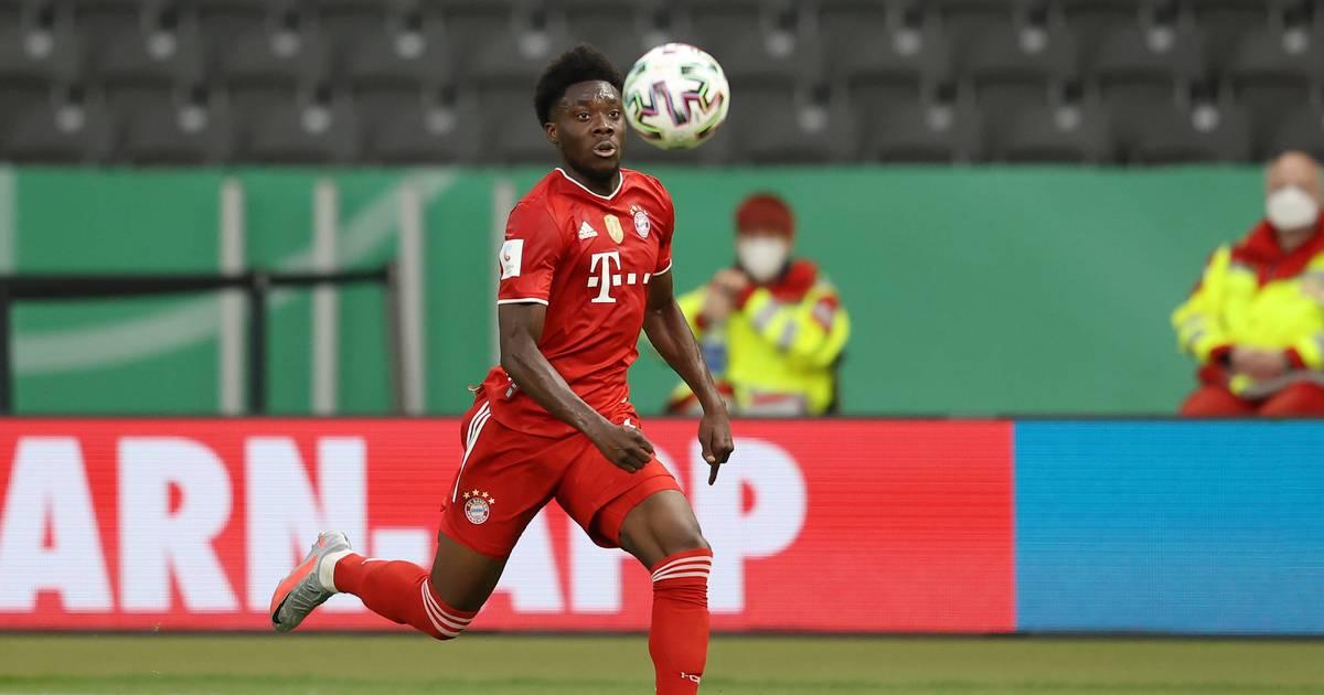 Alphonso Davies glänzt beim FC Bayern: Ex-Trainer schwärmt