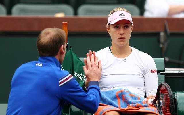 Die WTA will eine Regeländerung vornehmen