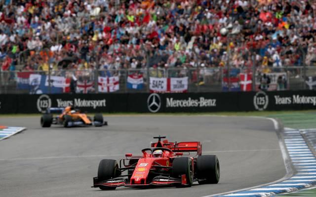Wegen Corona könnte es 2020 doch noch ein Rennen in Deutschland geben