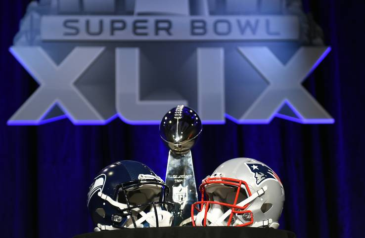 FREITAG: Noch zwei Tage bis zum Super Bowl - heute am Spielort Phoenix auf dem Programm: Die Pressekonferenz der Coaches