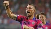 Lukas Podolski hat mit Vissel Kobe den ersten Sieg nach seinem Comeback eingefahren