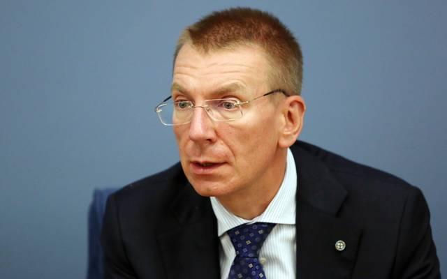 Lettlands Ministerpräsident Edgars Rinkevics möchte die Eishockey-WM in ein anderes Land verlegen lassen.