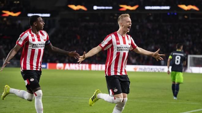 Timo Baumgartl wechselte im Sommer zur PSV Eindhoven
