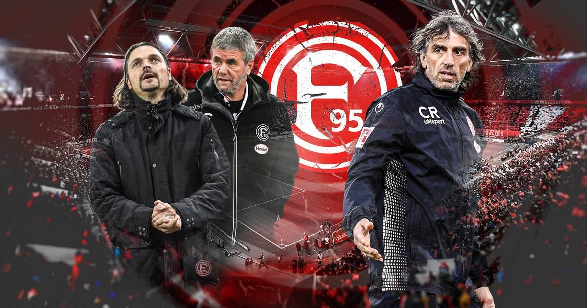 Fortuna Düsseldorf: Claus Reitmaier kritisiert Friedhelm Funkel