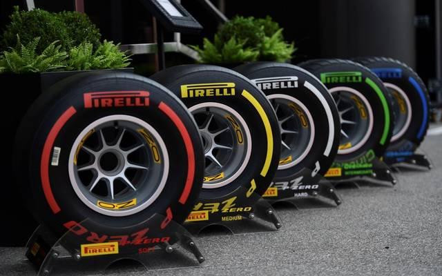 Die Formel 1 setzt 2020 auf 2019er Pirelli-Reifen