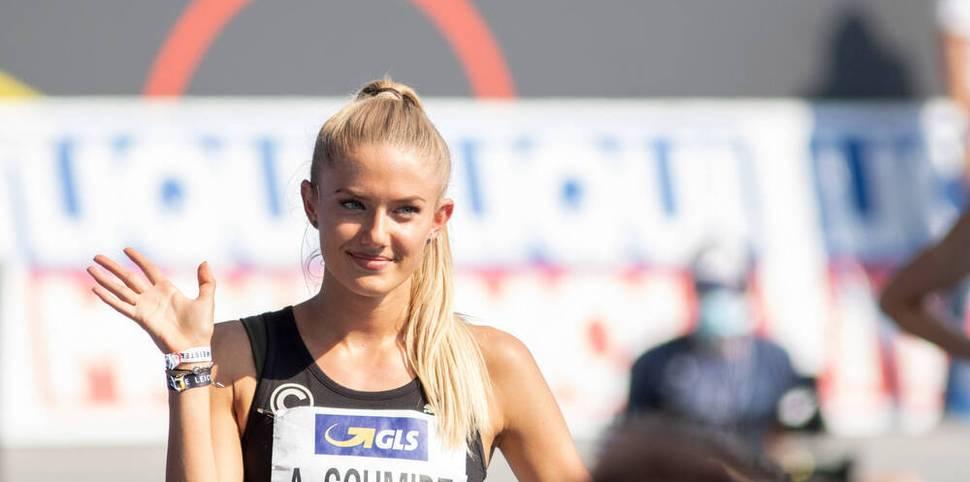Ist sie Deutschlands Leichtathletik-Hoffnung? Alica Schmidt ist aktuell eines der bekanntesten Gesichter in der deutschen Leichtathletik. Auf ihrer Paradedisziplin, den 400 Metern, sorgt sie immer öfter für Furore und hofft nun auch auf einen Startplatz bei Olympia