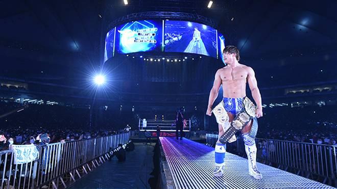 Kota Ibushi rückte im Tokyo Dome ins Zentrum von NJPW