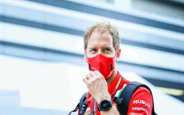 Sebastian Vettel wird angeblich Markenbotschafter für Aston Martin